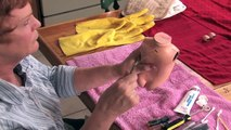 All Dolled Up: Repairing Chatty Cathy Talking Dolls by Barbara Copithorne