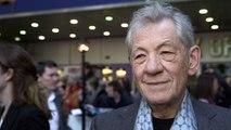Mr. Holmes - MiniBite Sir Ian McKellen at Mr Holmes Premiere on Gandalf