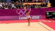 Aliya Garayeva Clubs AA Final - Olympic Games 2012
