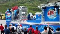 Caravane du tour de France 2013 (col du Glandon)