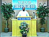 Pastor Tony Smith Exposes True Church Of God In Christ Oprie Jeffries