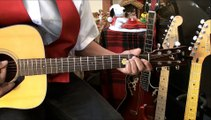 God Rest Ye Merry Gentlemen Easy Christmas Guitar Lesson NazarethCityLimitsHD