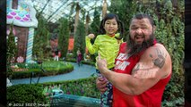 An interview with World Pro Strongman Robert Oberst and Singapore Strongman Ahmad Taufiq