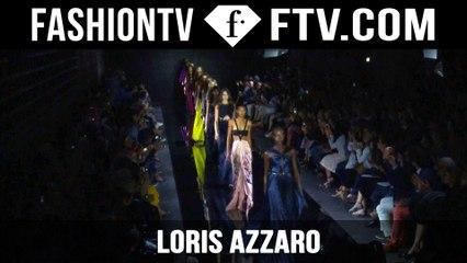 Loris Azzaro Show | Paris Haute Couture Fall/Winter 2015/16 | FashionTV