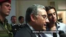 Il Procuratore Capo della repubblica di Reggio Calabria dottor Giuseppe Pignatone