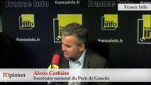 """TextO' : Grèce : Alexis Corbière (Parti de Gauche) : """" Monsieur Tsipras est une victime"""""""