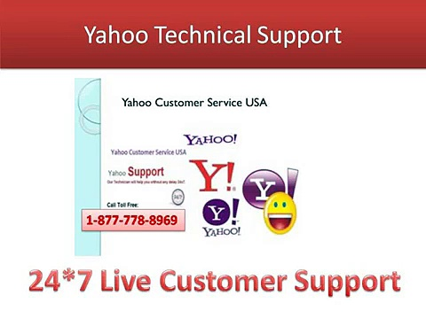 Yahoo @@ { 1*877*778*8969} ## Tech Support Service For Instant Support