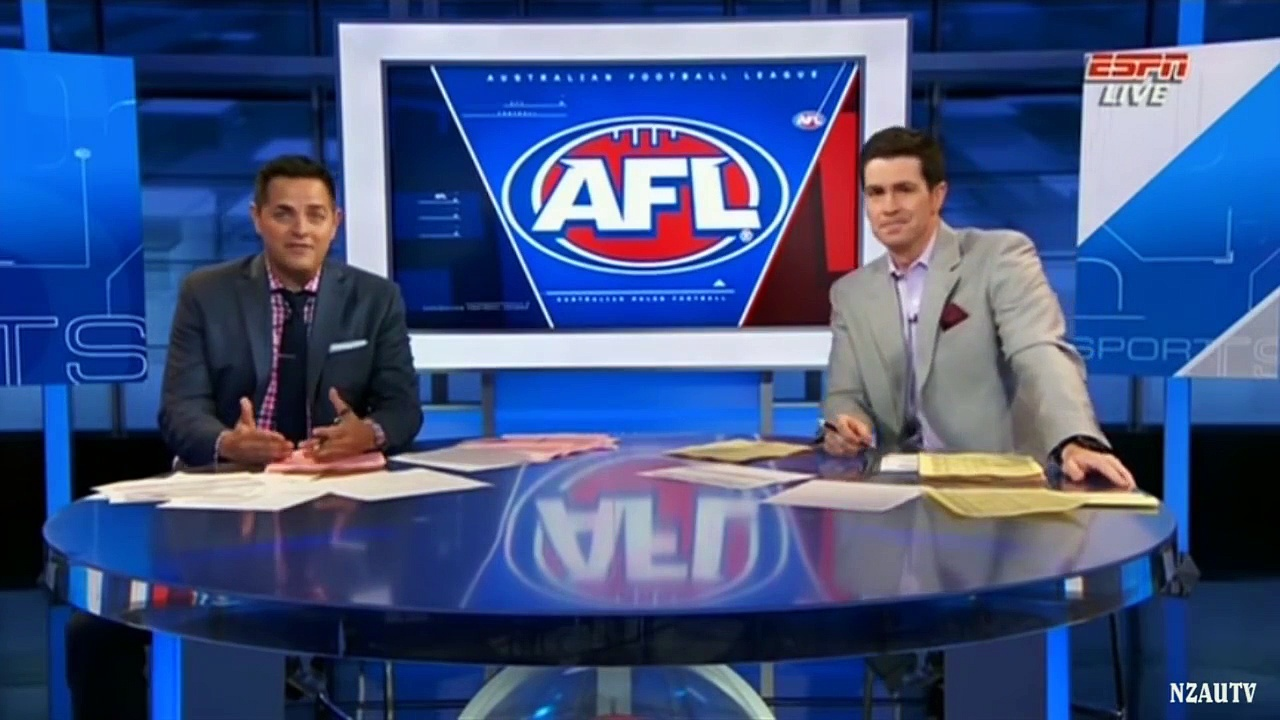 AFL on American Sports Show