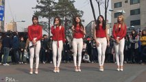 Korea Dance - Best dance perfom by FIESTAR episode  (6)