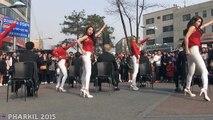 Korea Dance - Best dance perfom by FIESTAR episode  (7)