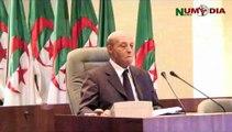 إفتتاح الدورة الخريفية للمجلس الشعبي الوطني