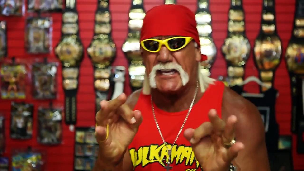 Hulk Hogan Pumps up US Soccer team