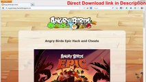 Angry Birds Epic Cheats - Unlimited Coins, Health, Unlock all - Android-iOS 2015_(new)