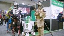 Les plus beau costumes de cosplay du San Diego Comic-Con 2015