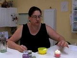 How to Make Soy Candles : Soy Candles Vs. Paraffin Candles