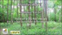Manneville TV - Reportage journée verte