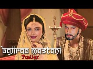 Bajirao Mastani Official Trailer Releases with Bajrangi Bhaijaan