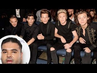 Zayn Malik Reunites With One Direction After Ugly Naughty Boy Fight