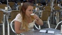El agua y la cerveza, opciones preferidas para hidratarse en verano