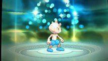 [POKEMON ROSA] Evolution Débugant shiny en Kicklee shiny   Shiny Tyrogue evolves to Shiny Hitmonlee