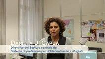 Daniela Di Capua:  Richiedenti asilo o vittime di tratta?