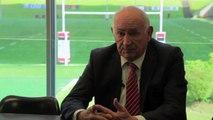 Le rugby et le Centenaire, interview du Président Camou (FFR)