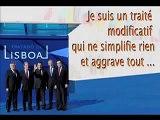 01/16 Traité modificatif de Lisbonne par Raoul Marc Jennar
