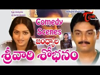 Srivari Sobhanam  Movie Comedy Scenes || Back to Back ||  Naresh || Anita Reddy