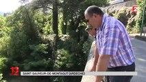 Frappée par la sécheresse, l'Ardèche est soumise à des restrictions d'eau