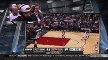 "Drake Interviewed by ESPN on 'Drake Night' - ""Sterling, that's my guy man"""