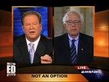 Ed Schultz Rails Over Spineless Democrats w/Bernie Sanders (HQ)