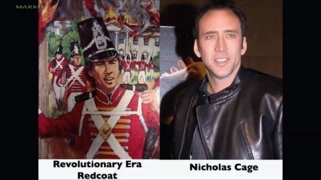 Time Traveling Celebrities / Immortals / Reincarnation