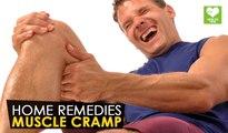 Muscle Cramp - Home Remedies | Health Tone Tips