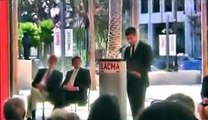 Opening remarks for  LACMA opening of the Resnick Pavilion