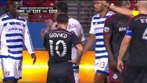 Sebastian Giovinco Scores Goal By Fooling The Keeper