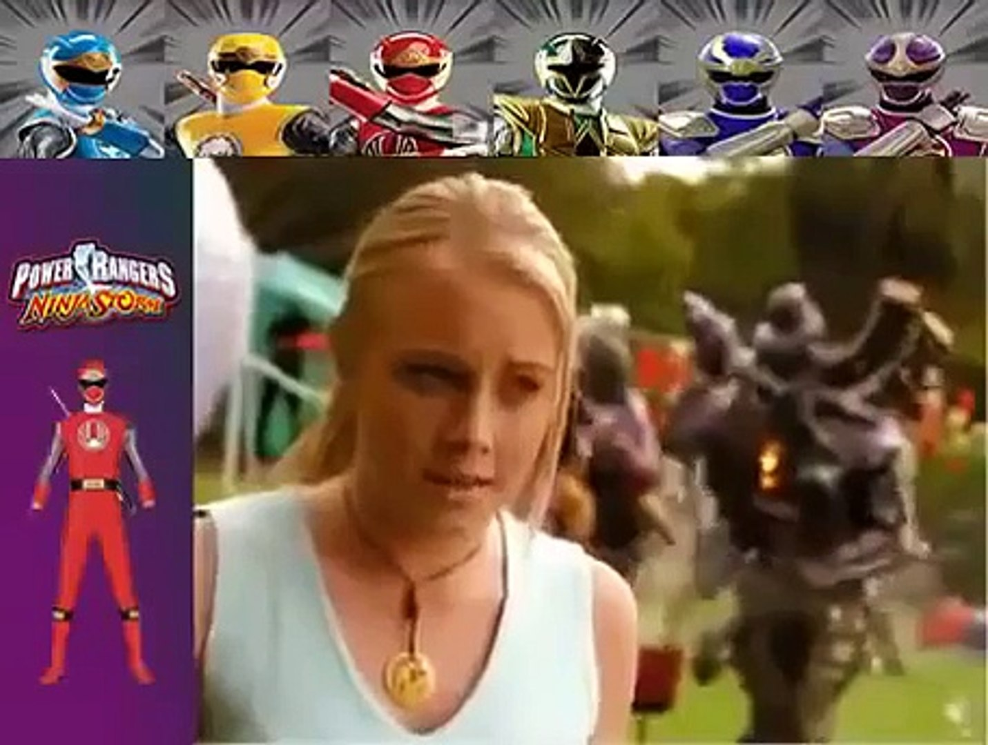 Power Rangers Tormenta Ninja Capitulo 30