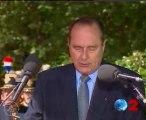 Discours historique du Président de la République, Jacques Chirac, sur la rafle du Vel d'Hiv
