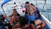 Scuba Diving, Cancun 2007