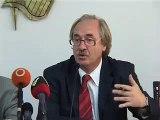 conference de presse Richard Labeviere 1/2