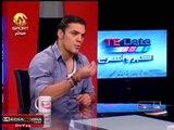 Amr Zaki sort de son petit trou de souris sur Algerie Egypte