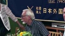 Hayao Miyazaki évoque son prochain court-métrage lors d'une conférence de presse