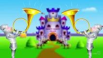 Humpty Dumpty- 3D Animation - English Nursery Rhymes - Nursery Rhymes - Kids Rhymes - for children with Lyrics