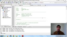 VHDL project :Digital Pass Filter Simulation (low pass,high pass, band pass, band reject).flv