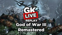 God of War III Remastered - GK Live