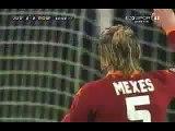 Juventus roma 1 a 0 gol del piero