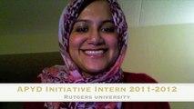 Meet the SISGI Group Interns - Areeba APYD intern 2011-2012