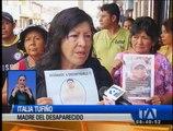 Polo Patricio Ocaña desapareció, su pueblo lo busca