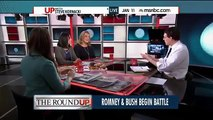 Romney, Bush begin battle for 2016 / Republicans, Election 2016, Jeb Bush, Mitt Romney