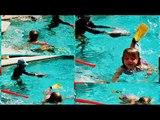 10 años de un Proposito de Vida --- Saber Nadar les Asegura La Vida Teacher fanny 305 910 6646