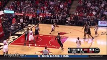 Kawhi Leonard Full Highlights Spurs at Bulls 2015.01.22 - 16 Pts, 4 Reb - Project Spurs